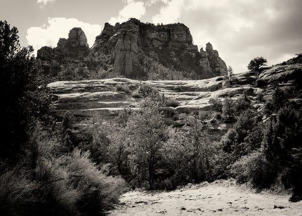Sedonda 1140 Sepia Photography Art | Colin Murray Photography LLC