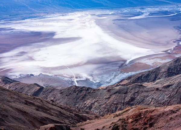 Death Valley 1211 Color Photography Art | Colin Murray Photography LLC