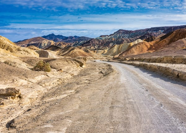 Death Valley 1222 Color Photography Art | Colin Murray Photography LLC