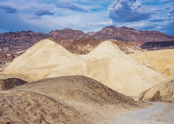 Death Valley 1232 Color Photography Art | Colin Murray Photography LLC