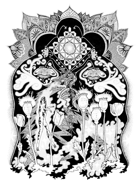 18x24 Bloom Art   HFA print gallery