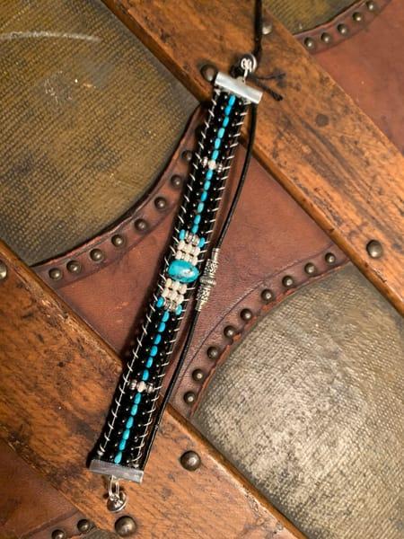 Bad Ass Turquoise Bracelet Art | Mickey La Fave