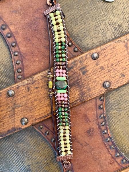 Tough Girl Bracelet Art | Mickey La Fave