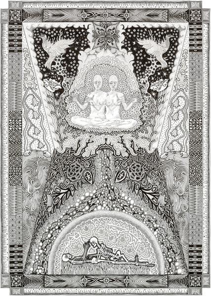 Monica Mihailovic, Ink Illustrator