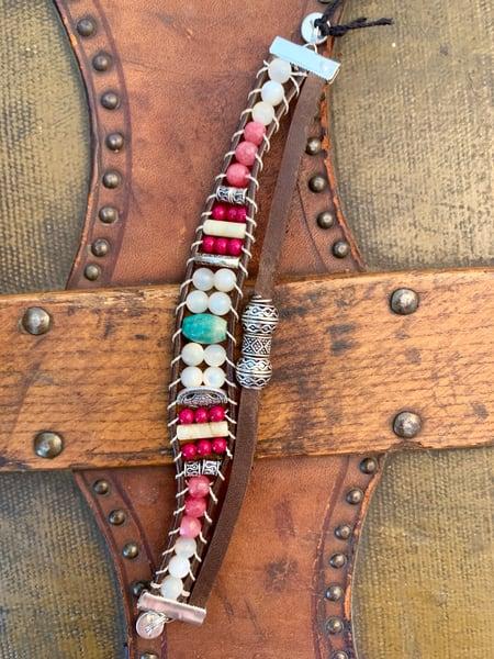 Bead Harmony Bracelet Art | Mickey La Fave