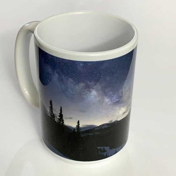 Never Summer Milky Way Mug