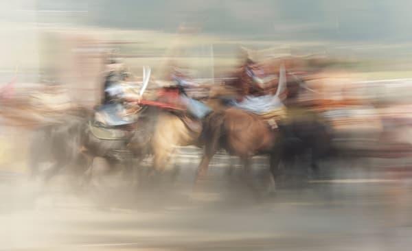 Horse Game Art | Danny Johananoff