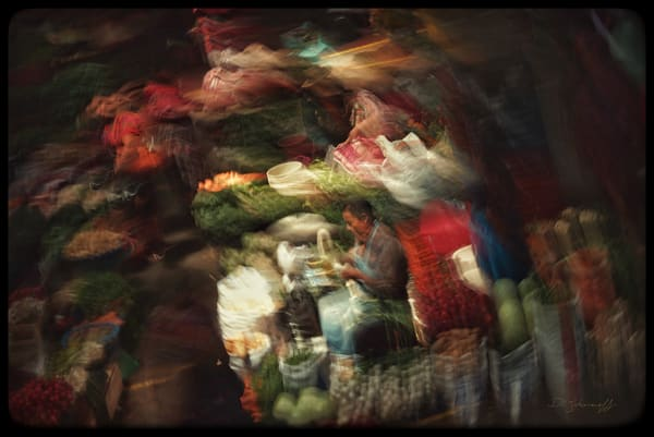 The Greengrocer Art | Danny Johananoff