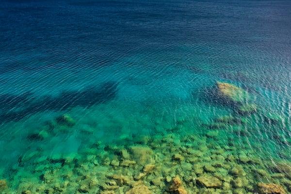 Shallow Sea Photography Art   Laura Tidwell Photography