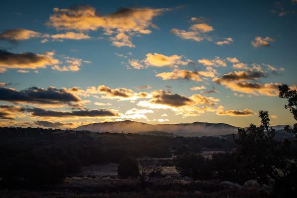 Sunrise, Sangre De Christo Mountains