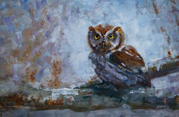 Seeing In The Darkness Art | Jamie Lightfoot, Artist