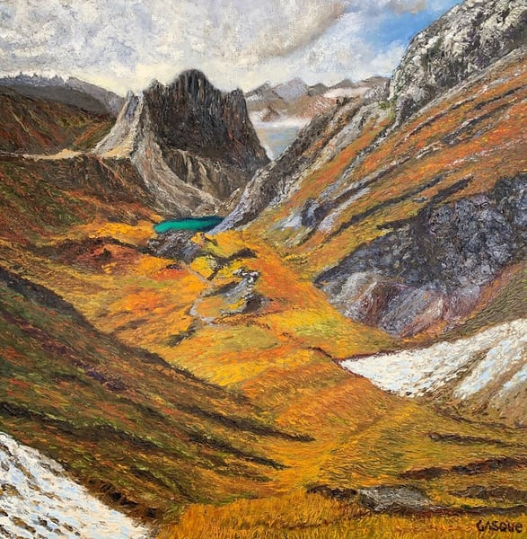 Primavera En Las Cumres Art | Ralwins Art Gallery