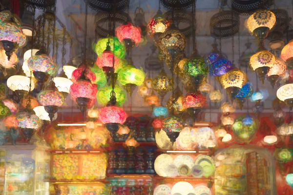 Turkish Lights Photography Art | Laura Tidwell Photography