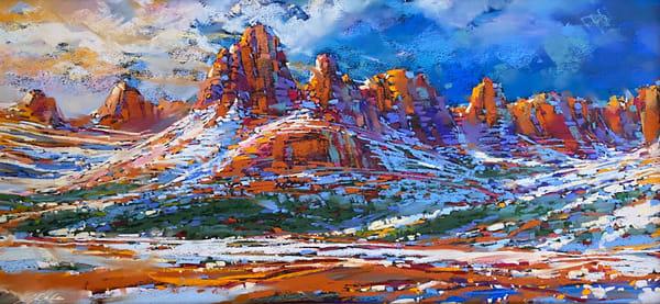 Coconino Snow Art | Michael Mckee Gallery Inc.
