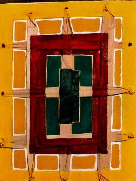'cornered' Art | Cera Arts