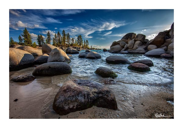 Sand Harbor II - Signature Series #2 | Shop Photography by Rick Berk