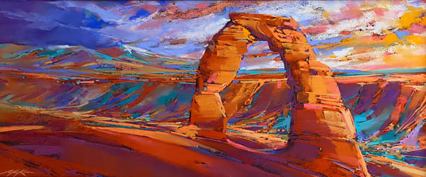 Delicate Arch Art | Michael Mckee Gallery Inc.