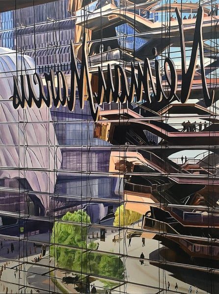 The Shops At Hudson Yards Art | Allan Gorman Fine Art