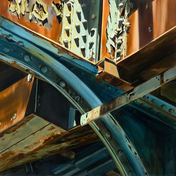 Culver Line Rust