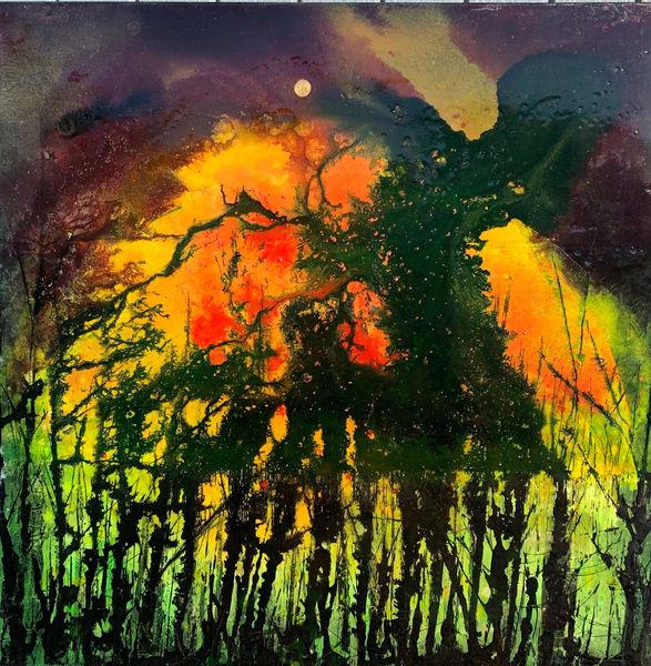 Maui Art Gallery features Contemporary Artist Romeo Robert Tomei