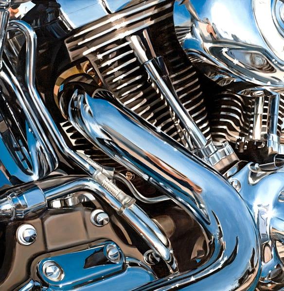 A Nice Day For A Ride Art | Allan Gorman Fine Art