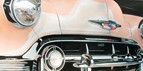 Pink Lady Art | Allan Gorman Fine Art