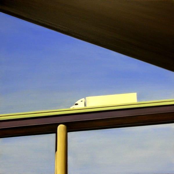 Down Ramp Art | Allan Gorman Fine Art