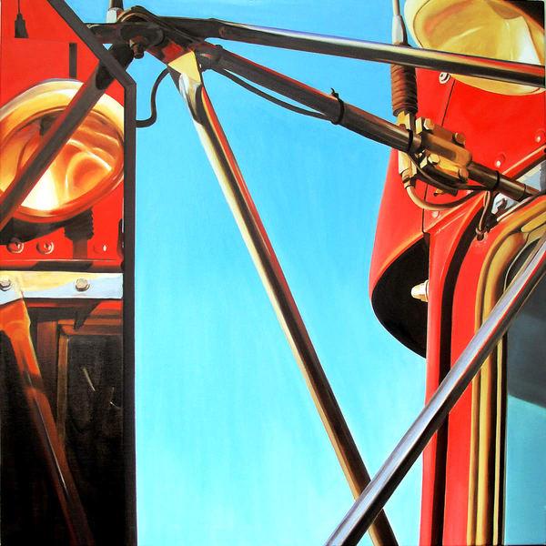 Twin Lights Art | Allan Gorman Fine Art