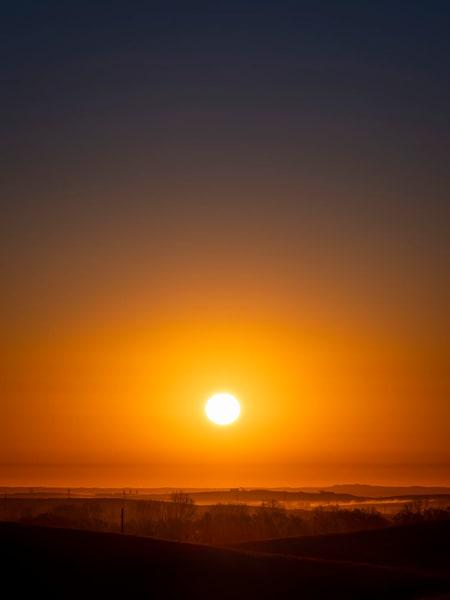 Bakken Sunrise