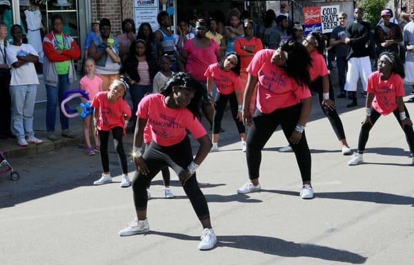 Clarksdale Dancers 2 Art | DocSaundersPhotography