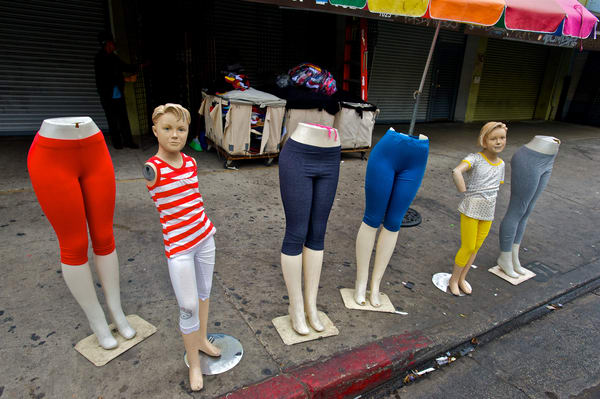 Mannequins In Los Angeles Art | Shaun McGrath Photography