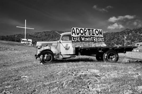 Truck Making A Statement Art | Shaun McGrath Photography