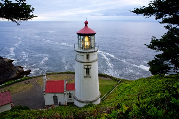 Heceta Head Lighthouse Art | Shaun McGrath Photography