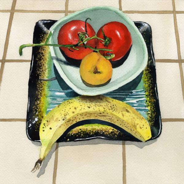 Sad Fruit 2.5 Art | Machalarts Watercolor Studio