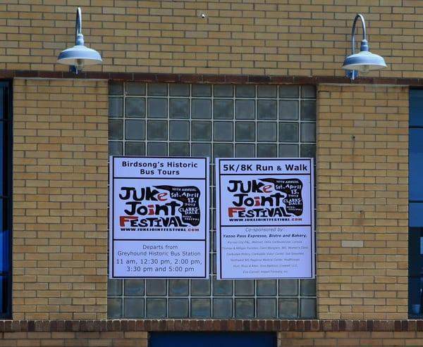 Juke Joint Festival Art | DocSaundersPhotography