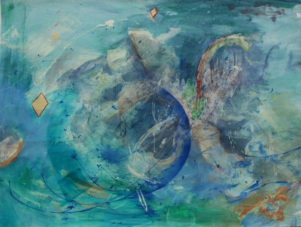 Europa Original Art | All Together Art, Inc Jane Runyeon Works of Art