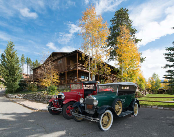 The Lodge At Grand Lake, Co Art | Best of Show Gallery