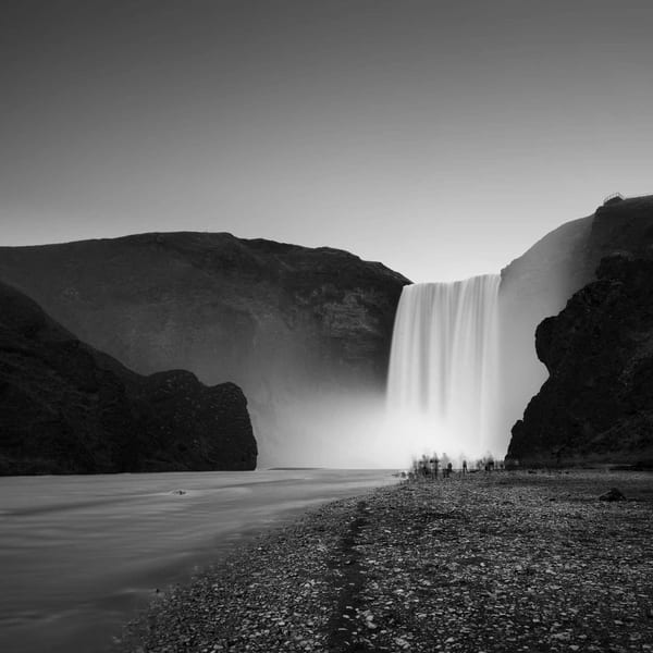 Skogafoss Photography Art | DE LA Gallery