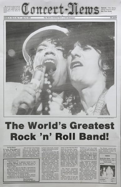 Rolling Stones - The World's Greatest Rock 'n' Roll Band