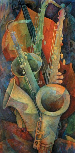 Sax 2 Art | Susanne Clark