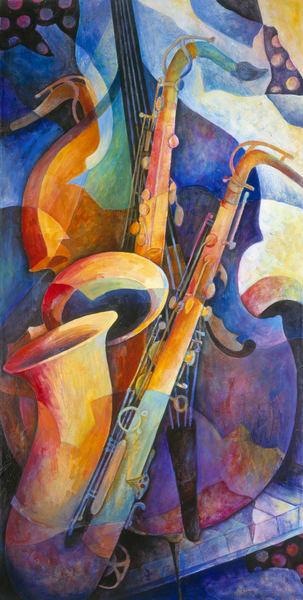 Sax Art | Susanne Clark