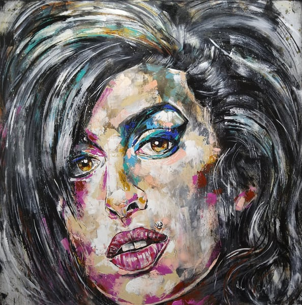 Amy Winehouse Art | Ralwins