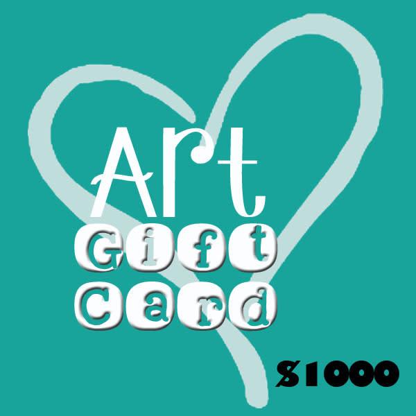 $1000 Gift Card | Dorothy Fagan Joy's Garden
