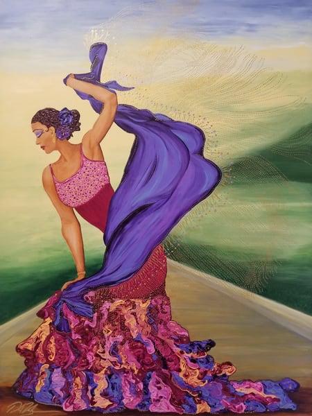 Flamenco Diva Art   TAVolgenau