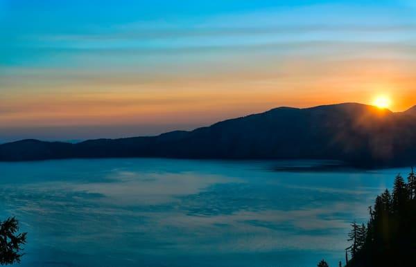 Crater Lake Sunrise, Oregon Art | Best of Show Gallery