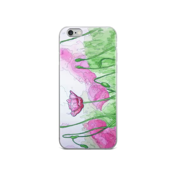 Pink Haze I Phone Case | Water+Ink Studios