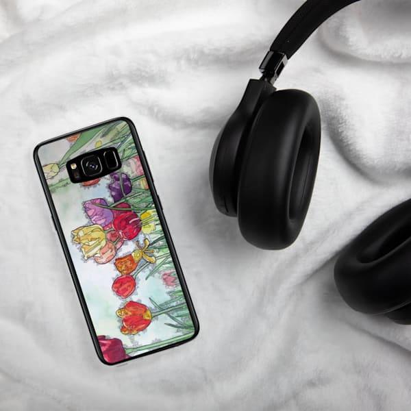 Tulips Samsung Phone Case   Water+Ink Studios