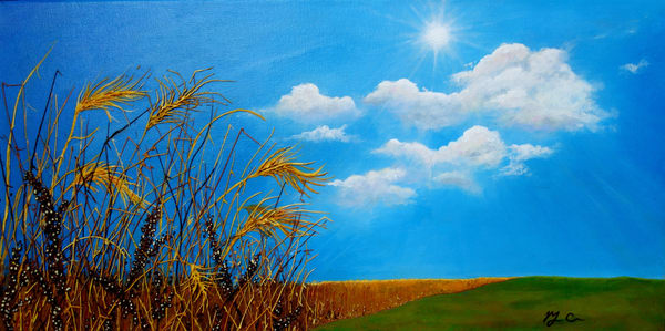 Prairie View Art | Monique Cudbertson Art