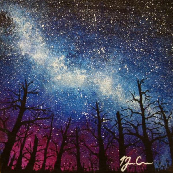 Night Magic #2 Art | Monique Cudbertson Art