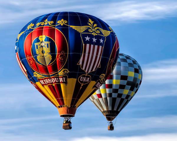 Abuquerque Balloon Fiesta